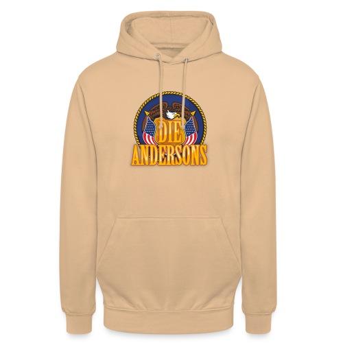 Die Andersons - Merchandise - Unisex Hoodie