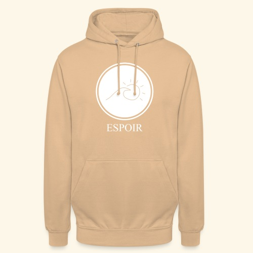 Espoir sun and waves - Unisex Hoodie