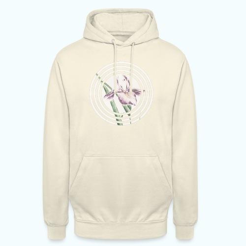 Lilies watercolor - Unisex Hoodie