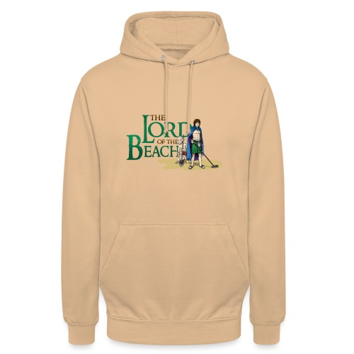 The Lord of the Beach - Sudadera con capucha unisex