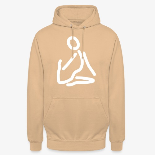 iYpsilon Yoga Taube - Unisex Hoodie