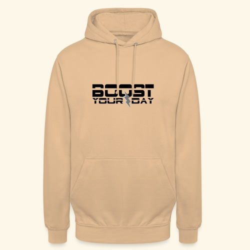 boost your day - Unisex Hoodie
