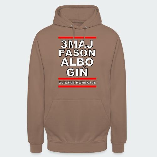 Koszulka Damska Premium 3MajFason - Bluza z kapturem typu unisex
