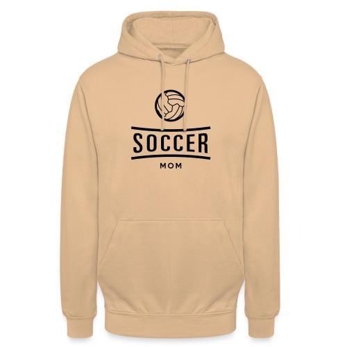soccer mom - Sweat-shirt à capuche unisexe