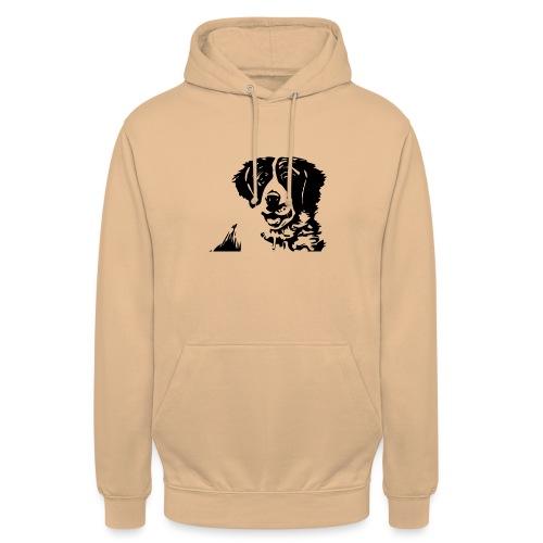 Barry - St-Bernard dog - Unisex Hoodie