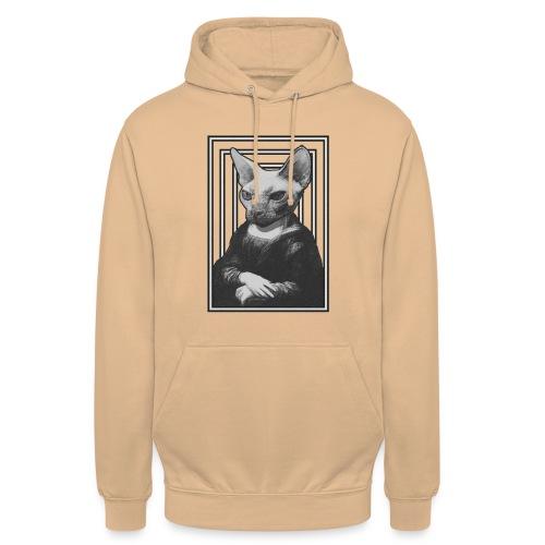 CAT LISA - Sudadera con capucha unisex
