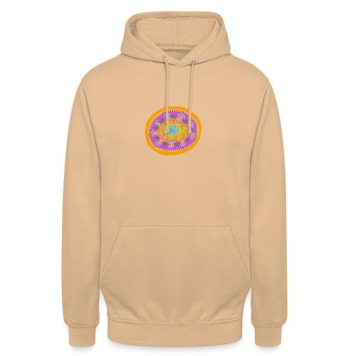Mandala Pizza - Unisex Hoodie