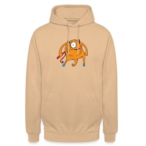 A TAD SURPRISING (monster #3) - Unisex Hoodie