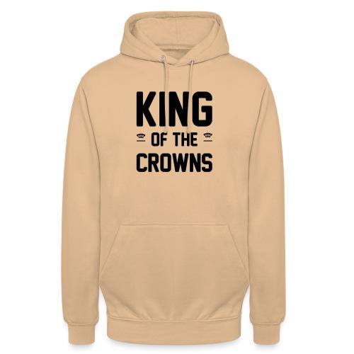 King of the crowns - Hoodie unisex