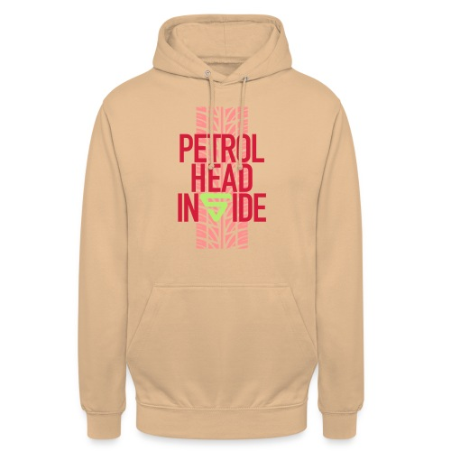 Petrolhead inside - Sweat-shirt à capuche unisexe