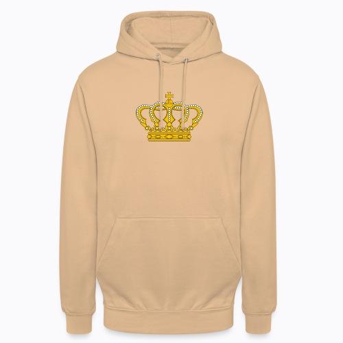 Golden crown - Unisex Hoodie