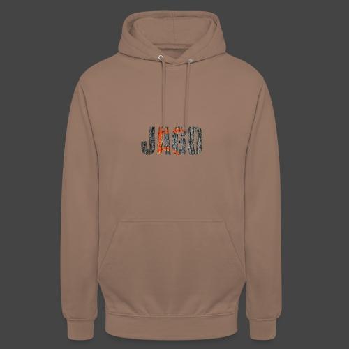 JAGD-Shirt für Jäger/innen, Motiv Drückjagdstand - Unisex Hoodie