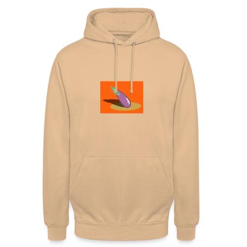 Orange Aubergine - Unisex Hoodie