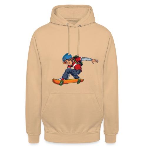 Skater - Unisex Hoodie