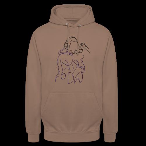 Foda FanArt - Sweat-shirt à capuche unisexe