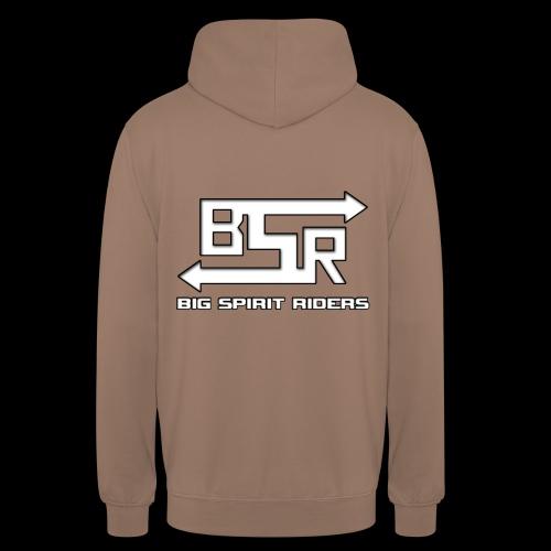 BSR producten met tekst - Hoodie unisex