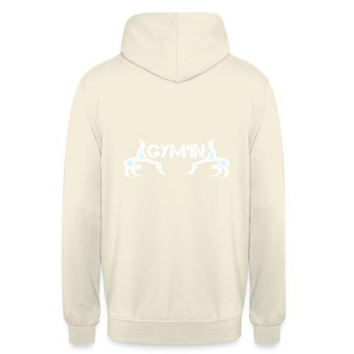 gym'n design - Sweat-shirt à capuche unisexe