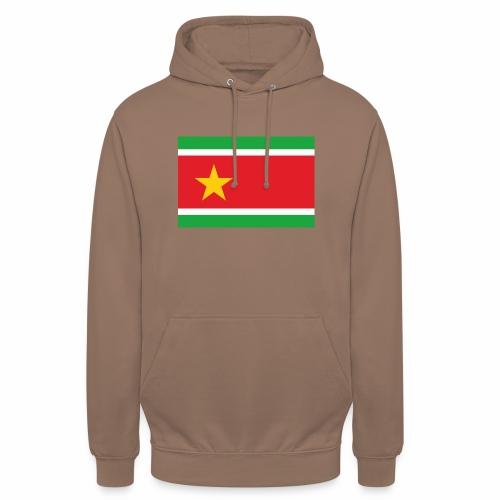 Karukera flag - Sweat-shirt à capuche unisexe