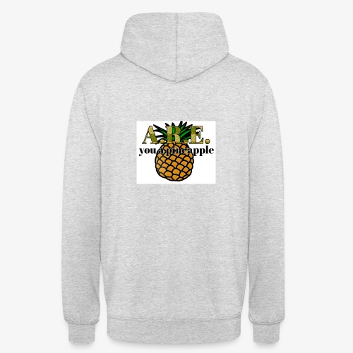 Are you a pineapple - Unisex Hoodie
