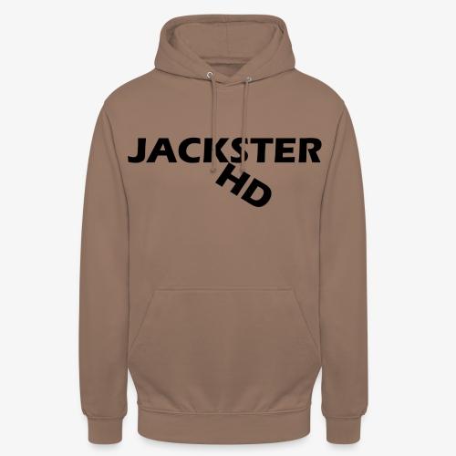 jacksterHD shirt design - Unisex Hoodie