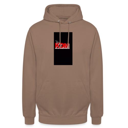 DREAM MUSIC - Sweat-shirt à capuche unisexe