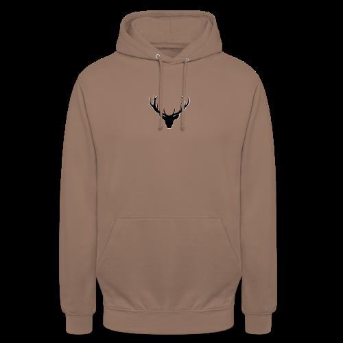 Deer - Sweat-shirt à capuche unisexe