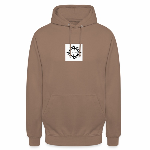 Tribal style - Sweat-shirt à capuche unisexe