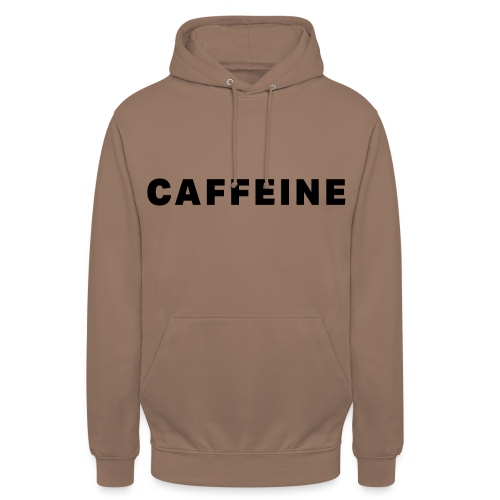 caffeine cafeïne - Hoodie unisex