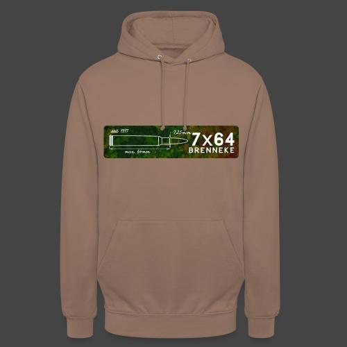 Kalibershirt 7x64 Brenneke - Unisex Hoodie