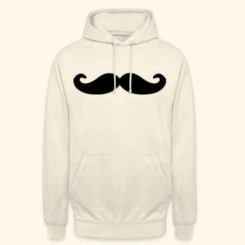 Loco Moustache - Hoodie unisex