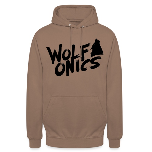 Wolfonics - Unisex Hoodie