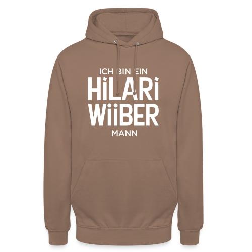 Proud Man of Hilari Wiiber - Unisex Hoodie