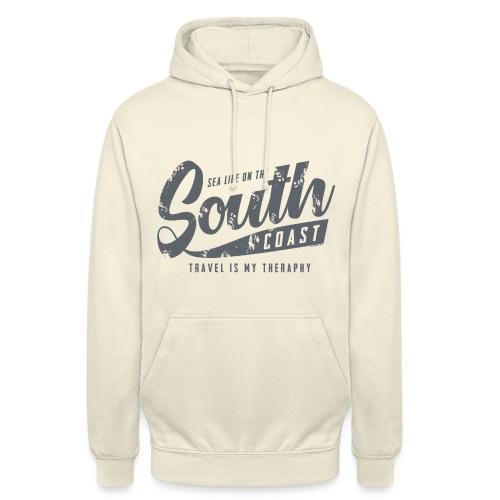 "South Coast Sea surf clothes and gifts GP1305B - Huppari ""unisex"""