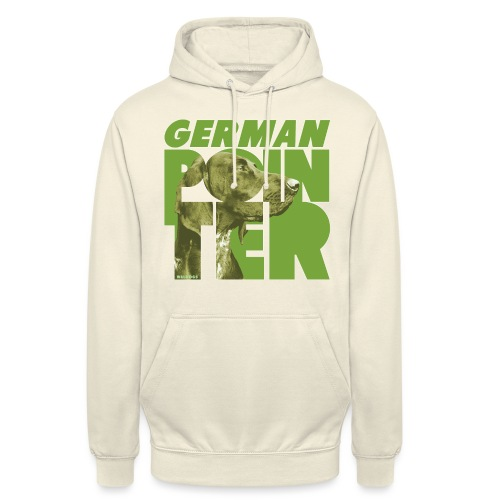 "German Pointer III - Huppari ""unisex"""