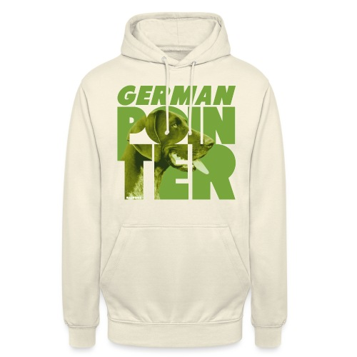 "German Pointer IV - Huppari ""unisex"""