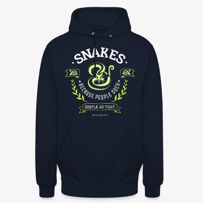 Snakes - People Suck II
