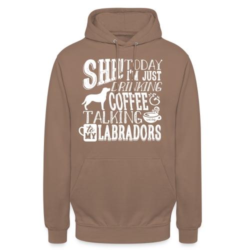 "SHH Labrador Coffee 3 - Huppari ""unisex"""