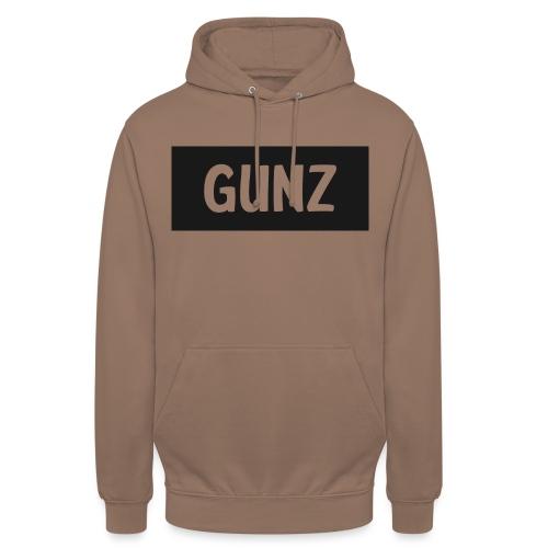 Gunz - Hættetrøje unisex
