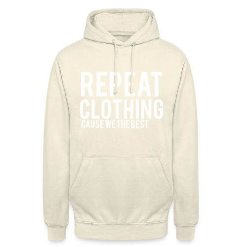 Repeat Clothing - Unisex Hoodie