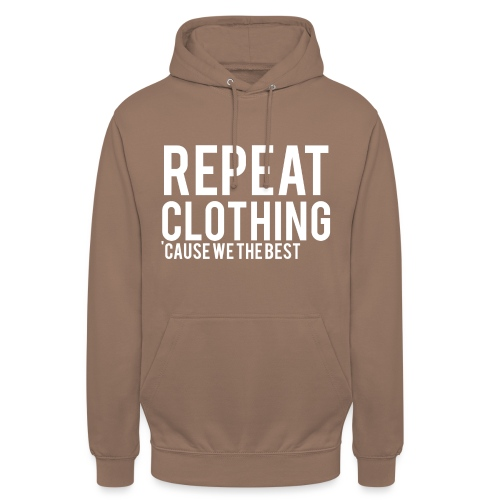 Repeat Clothing - Unisex Hoodie