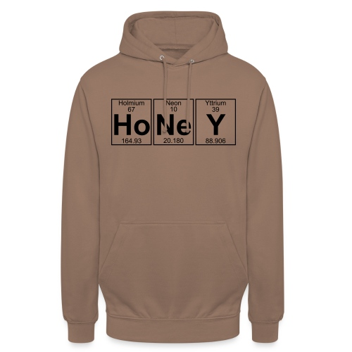 Ho-Ne-Y (honey) - Full - Unisex Hoodie