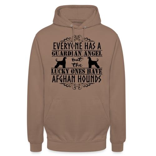 Afghan Hound Angels - Unisex Hoodie