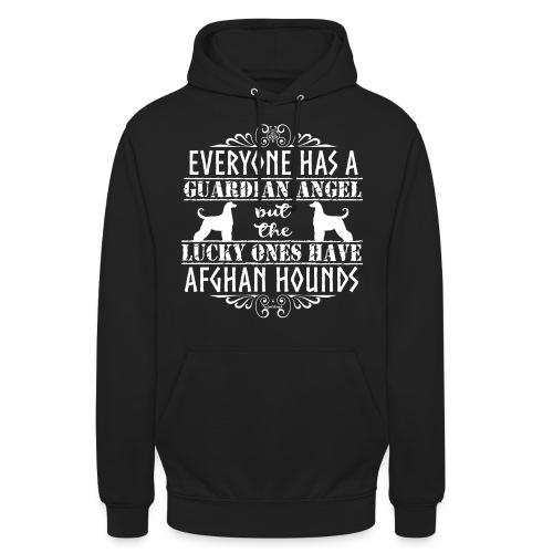 Afghan Hound Angels 2 - Unisex Hoodie