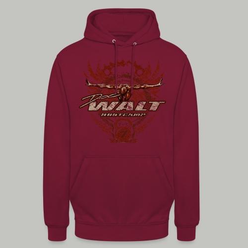 DOC WALT FOCUS 7Y (Logo einfach) - Unisex Hoodie