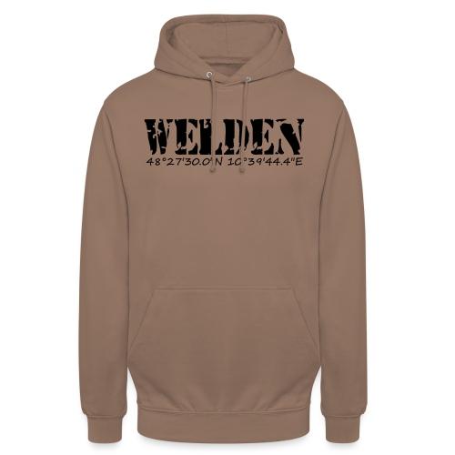 WELDEN_NE - Unisex Hoodie