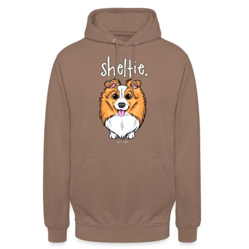 Sheltie Dog Cute 5 - Unisex Hoodie