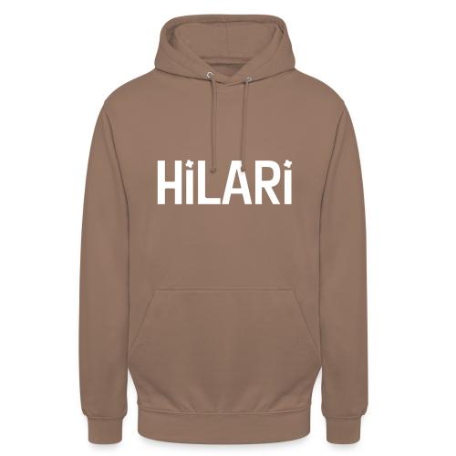 Hilari <3 - Unisex Hoodie