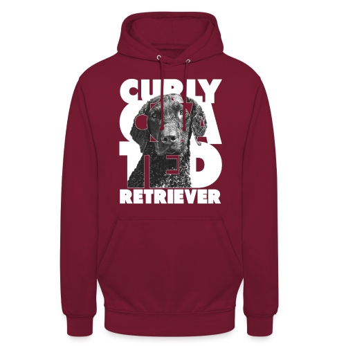 "Curly Coated Retriever I - Huppari ""unisex"""