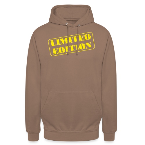 Limited Edition - Unisex Hoodie