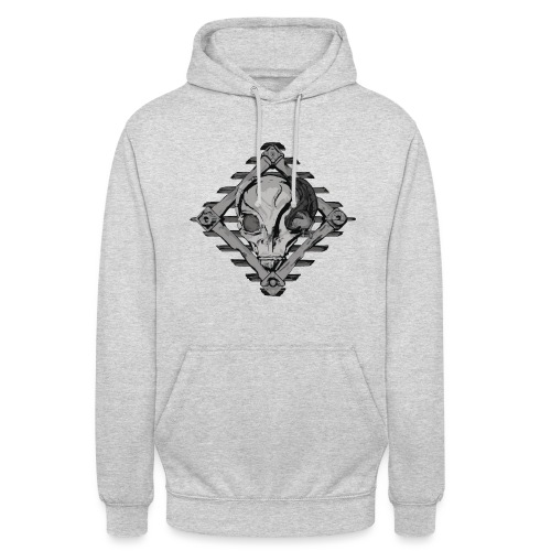 Visitor from alien planet - Unisex Hoodie